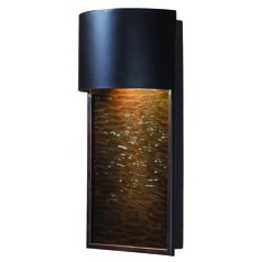 Kenroy Home Lighting Lightfall Oil Rubbed Bronze Outdoor Wall Light