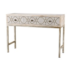 Sterling Albiera 3 Drawer Desk