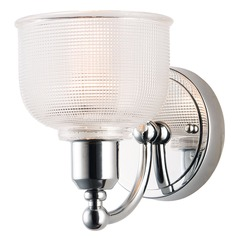Maxim Lighting Hollow Polished Chrome Sconce