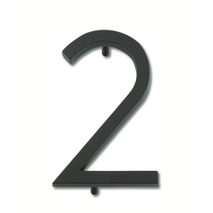 Bronze House Number