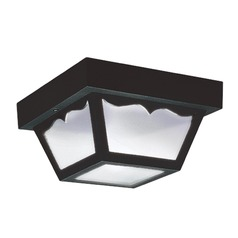 Sea Gull Lighting Outdoor Ceiling LED Close To Ceiling Light
