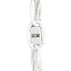 Sea Gull Lighting Wire & Cable in White Finish C- 9032-15