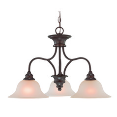 Craftmade Linden Lane Old Bronze Chandelier