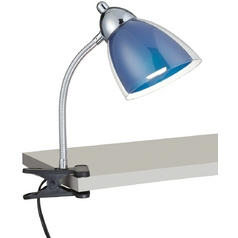 Lite Source Lighting Selika Clamp Desk Lamp