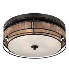 Close To Ceiling Light in Renaissance Copper Finish
