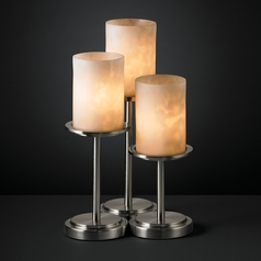 Justice Design Group Clouds Collection Table Lamp