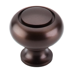 Cabinet Knob in Oil Rubbed Bronze Finish