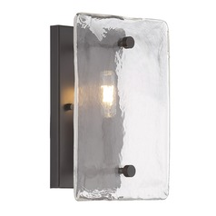 Savoy House Lighting Glenwood English Bronze Sconce