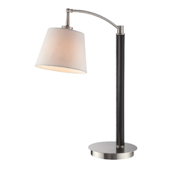 Lite Source Lighting Table Lamp with Bell Shade