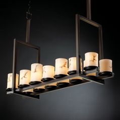 Justice Design Group Lumenaria Collection Island Light