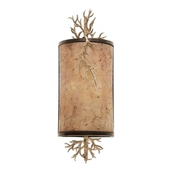 Kalco Lighting Oakham Bronze Gold Sconce