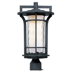Maxim Lighting Oakville LED Black Oxide LED Post Light