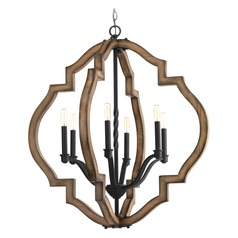Progress Lighting Spicewood Gilded Iron Pendant Light