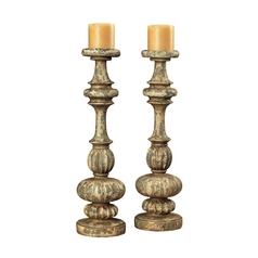 Sterling Lighting Candle Holder in Arabi Finish 93-19169