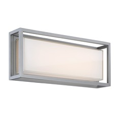 Framed LED Wall Light