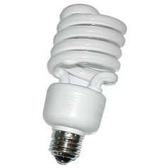 TCP Lighting SpringLight 27-Watt Compact Fluorescent Light Bulb 801027