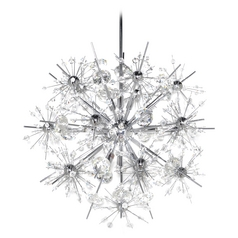 Maxim Lighting Starfire Polished Chrome Chandelier