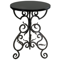 Cyan Design Briony Black & Rustic Coffee & End Table