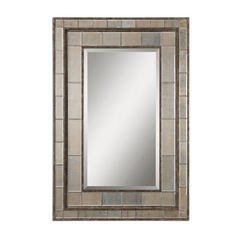 Rectangle 34-Inch Mirror