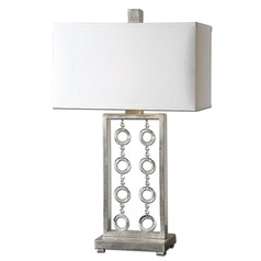 Uttermost Arlena Crystal Accent Table Lamp
