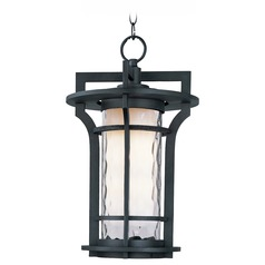 Maxim Lighting Oakville LED Black Oxide LED Outdoor Hanging Light