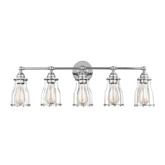 Feiss Lighting Calgary Chrome Bathroom Light