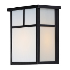Maxim Lighting Coldwater Black Outdoor Wall Light