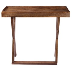 Kenroy Home Astrid Toasted Walnut Sofa Table