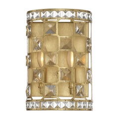 Savoy House Lighting Clarion Gold Bullion Sconce
