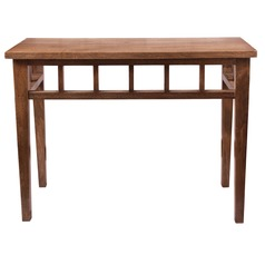 Kenroy Home Felicity Toasted Walnut Sofa Table