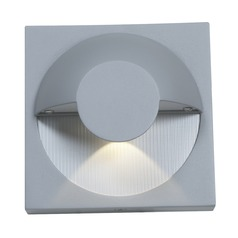 Access Lighting Zyzx Satin LED Outdoor Wall Light