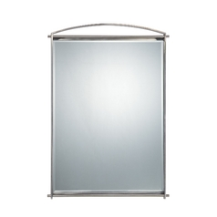 Taylor Rectangle 25.5-Inch Quoizel Mirror