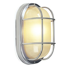 Craftmade Lighting Bulkhead Stainless Steel Close To Ceiling Light