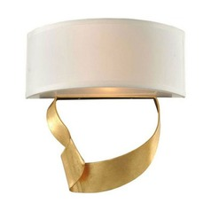 Kalco Avalon Roman Gold Sconce