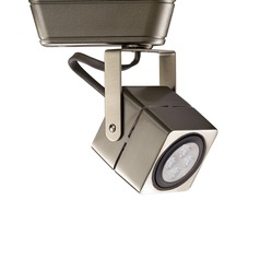 WAC Lighting Brushed Nickel LED Track Light J-Track 3000K 360LM