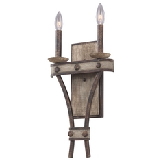 Kalco Lighting Coronado Florence Gold Sconce