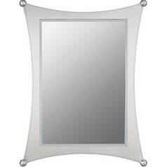 Jasper Rectangle 24.38-Inch Quoizel Mirror