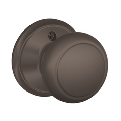 Schlage Single-Knob Dummy Trim F170-AND-613