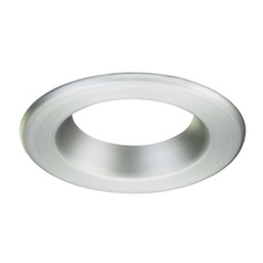 Designers Fountain Lighting 4-inch Brushed Nickel Magnetic Trim Ring RT4741-BN