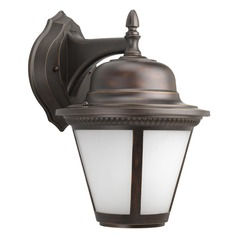 Progress Lighting Westport LED Antique Bronze LED Outdoor Wall Light