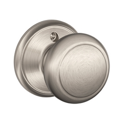 Schlage Single-Knob Dummy Trim F170-AND-619