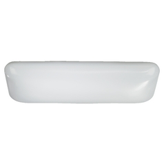 Quorum Lighting White Flushmount Light
