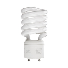 Compact Fluorescent Light Bulb - 18-Watts