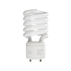 Compact Fluorescent Light Bulb - 23-Watts