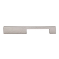 Modern Cabinet Pull in Pewter Antique Finish