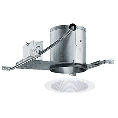 6-Inch Recessed Lighting Kit with Tapered Trim