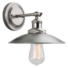 Mid-Century Modern Sconce Antique Nickel Archives by Progress Lighting