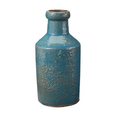 Rustic Ocean Milk Bottle