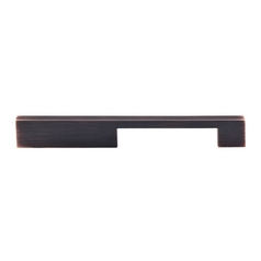 Top Knobs Hardware Modern Cabinet Pull in Tuscan Bronze Finish TK24TB
