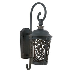 Maxim Lighting Whisper Dark Sky Bronze LED Outdoor Wall Light